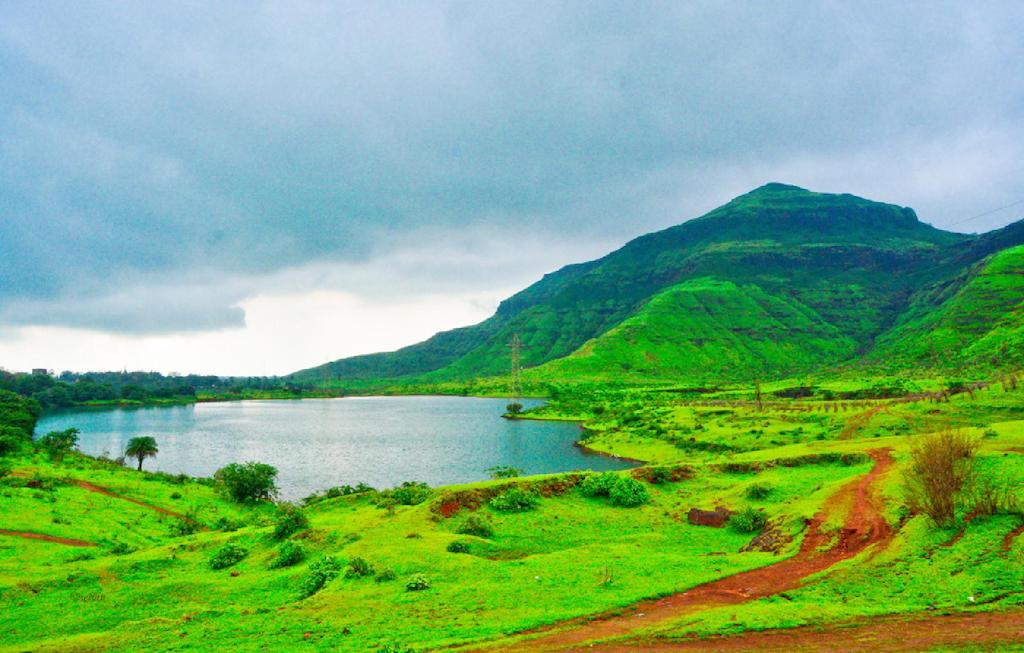 Verdant greenery in Igatpuri