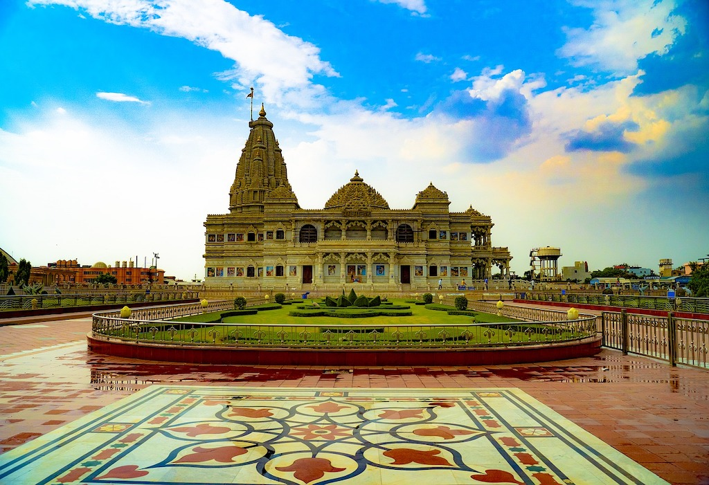 Places to see in Mathura