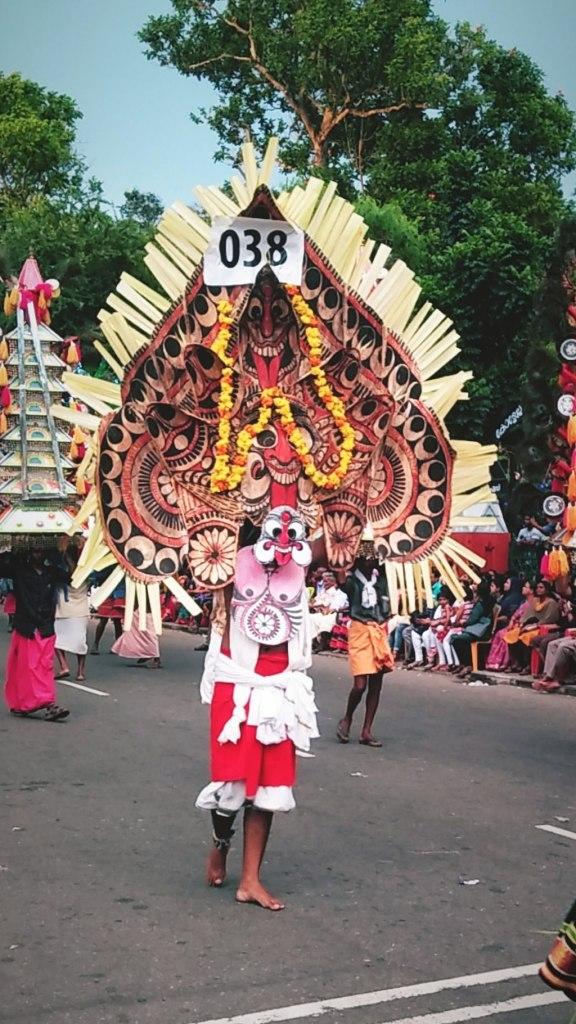 Trivandrum celebrations